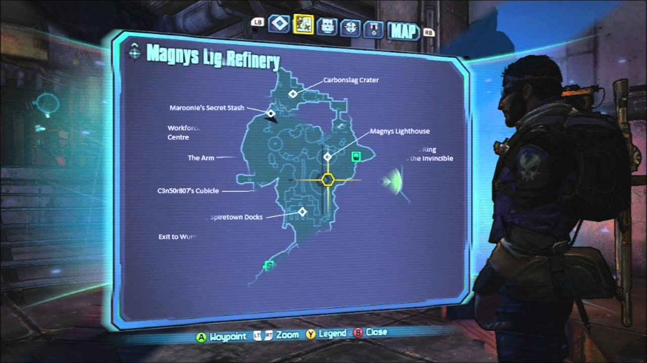 Borderlands 2 Achievement Guide & Road Map