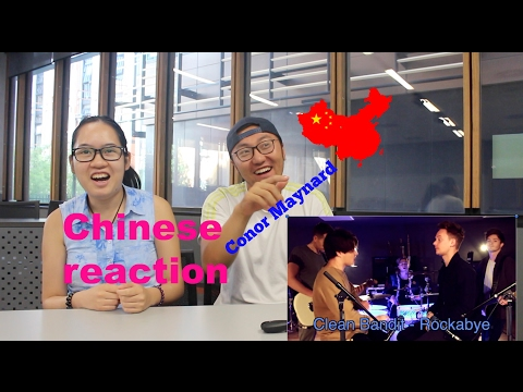Chinese React to Ed Sheeran - Shape Of You (SING OFF vs. The Vamps)| Conor Maynard