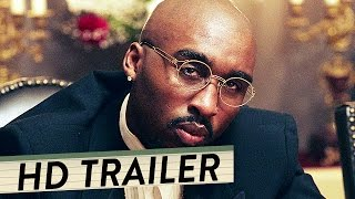 ALL EYEZ ON ME Trailer Deutsch German (HD) | TUPAC Film 2017