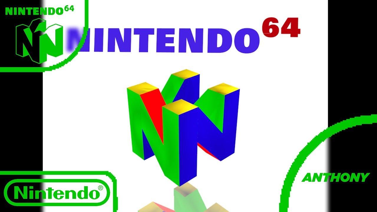 Nintendo 64 Startup Remake