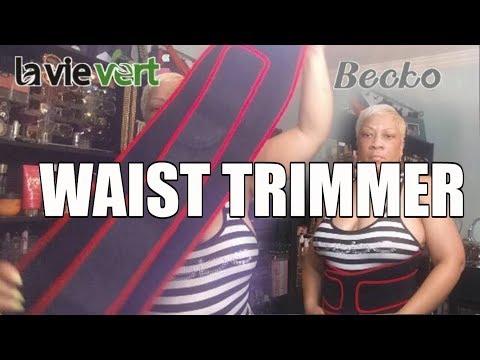 BECKO WAIST TRIMMER BELT REVIEW | WAIST TRAINER