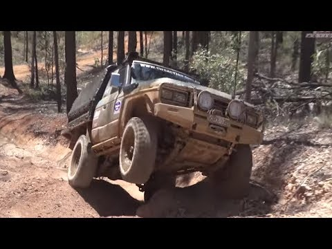 Breakages, Huge Ruts And Epic Camping!! The Best Hidden Gems Of QLD