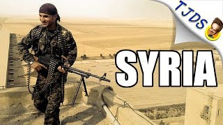NSA Reveals Why US Is In Syria, From YouTubeVideos