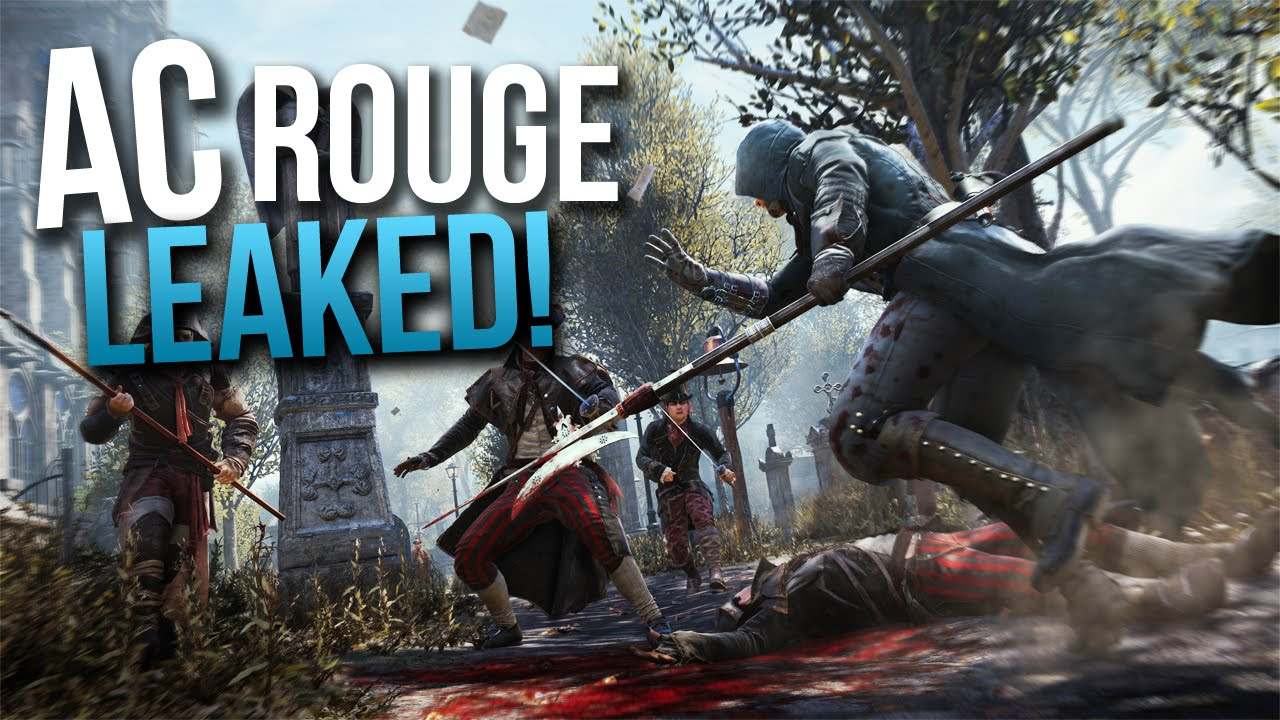 New Assassins Creed Game Revealed! AC Rouge Coming To PS3 & Xbox 360 Same  Time As AC Unity?! (AC)