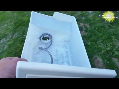 whirlpool ice maker hook up