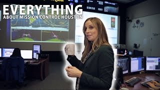 Everything About Mission Control Houston