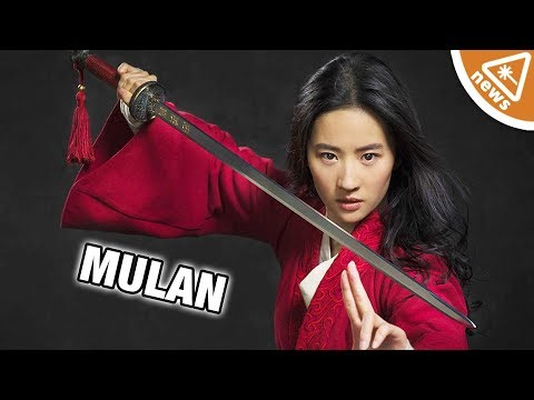 Why New Live Action Mulan Details Have Fans Freaking Out! (Nerdist News w/ Jessica Chobot)