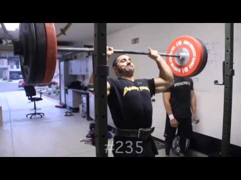 CrossFit Total - Dave Lipson, Jason Khalipa and Dave Castro