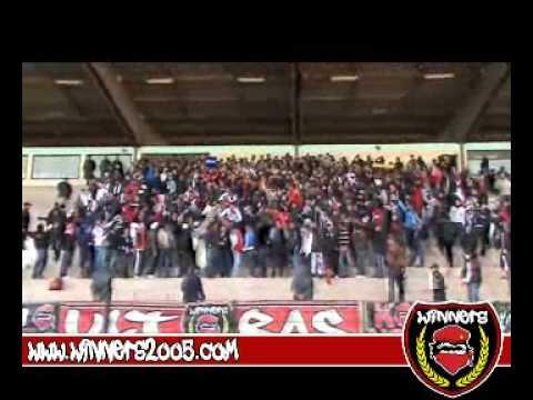 Winners , mco Wydad : Hamra mi amore