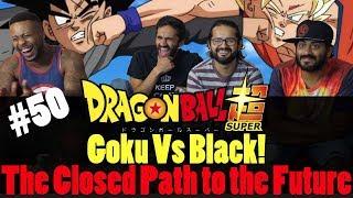 Dragon Ball Super ENGLISH DUB - Episode 50 - Group Reaction