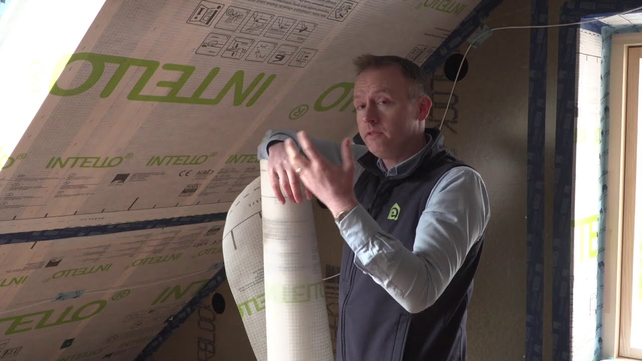 Download Intello Plus Intelligent Airtight Membrane - Passive House Insulation Series (Part 8)