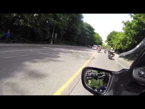 Ride For Dad Ottawa 2016 With The Ottawa Misfits Motorcycle Group