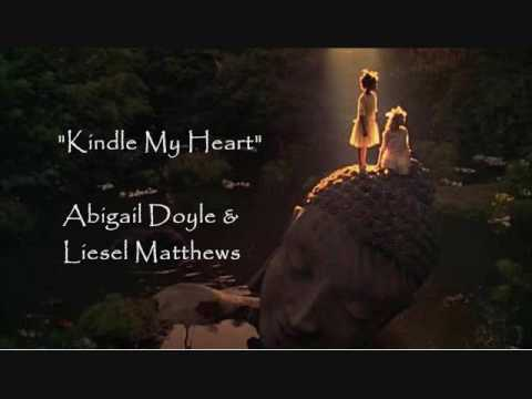 Kindle My Heart - A Little Princess - Abigail Doyle & Liesel Matthews Duet