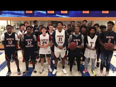 North Springs High School Boys Basketball / Snap Raise
