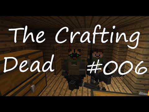 The Crafting Dead #006 Airfield Fail Deutsch Let´s Play Minecraft The Crafting Dead