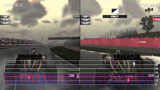 F1 2011 PS3/Xbox 360 Frame-Rate Comparisons