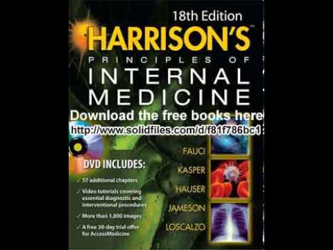 Harrison Medicine Book Pdf