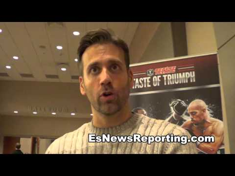 max kellerman on manny pacquiao vs floyd mayweather mega fight - EsNews boxing