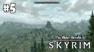 The Elder Scrolls V: Skyrim прохождение игры - Часть 5: Дракон в небе
