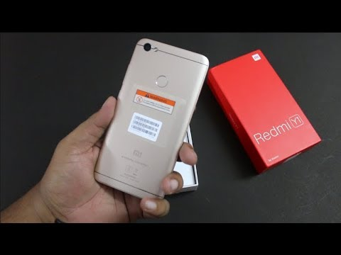 Xiaomi Redmi Y1 Unboxing, Hands on, Camera, Features – Best Selfie Smartphone under 10000 Rs | Hindi