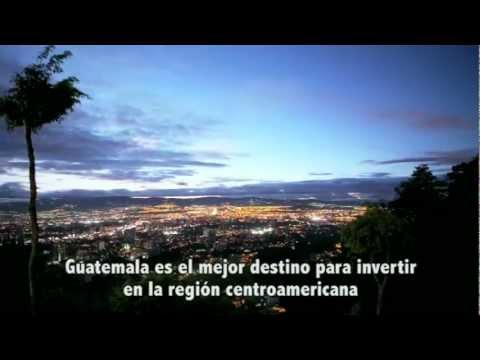 Guatemala Investment Summit 2013 video