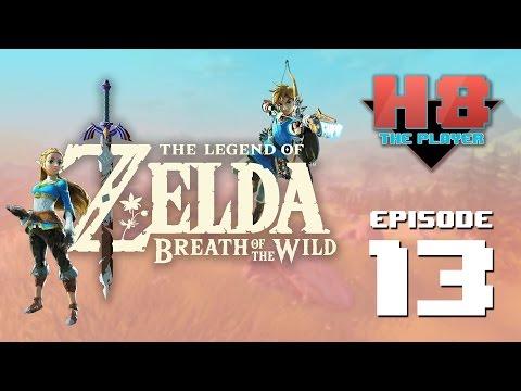 Zelda: Breath of the Wild - Ep 13: Sheikah Handjobs - H8 The Player