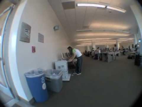 Cal Poly Pomona: 24 hour study labratory