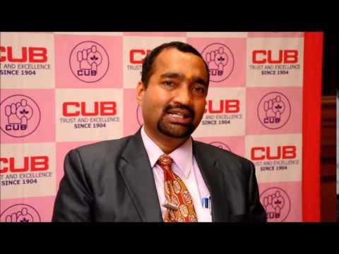 N Kamakodi, MD & CEO, City Union Bank talks to BusinessLine