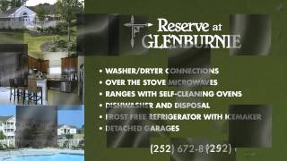 DISCOVER THE RESERVE AT GLENBURNIE EXPERIENCE