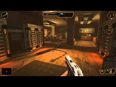 DeusEx The Fall 3/5 Gameplay German sub |