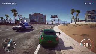 NFS Payback - Rachel's Underground 2 Nissan 350Z Abandoned Car Location and Police Chase