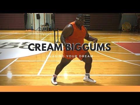 Cream Biggums Chasing Your Dream