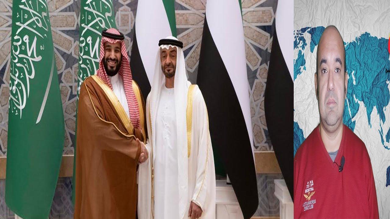 احد جواسيس الاخوان لماذا تدعم الامارات والسعودية انقلاب قيس السعيد فى تونس