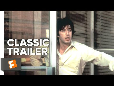 Dog Day Afternoon (1975)  Official Trailer - Al Pacino Movie