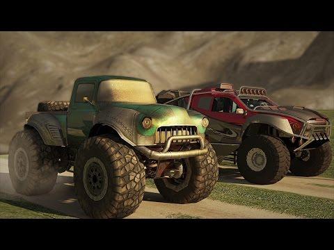 Monster Truck Игры