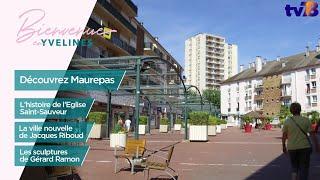 Bienvenue en Yvelines… Découvrez Maurepas
