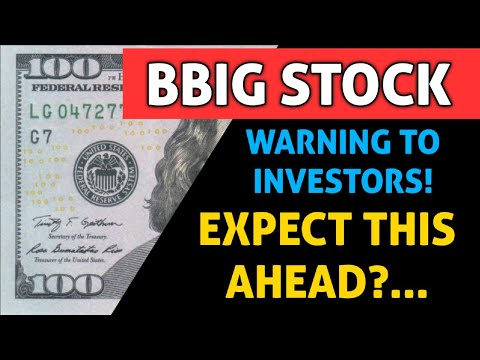 Download BBIG STOCK MASSIVE ANALYSIS! -  CAN BBIG SEE MORE GROWTH AFTER A PROMISING DAY TODAY!? + WHAT NEXT?
