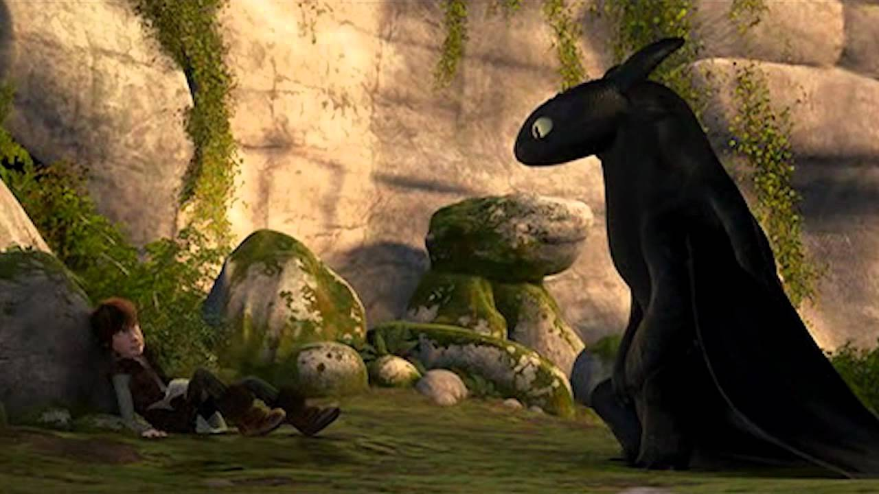 Toothless Dragon Wallpaper Hd Cute My Favorite Toothless Scene Youtube
