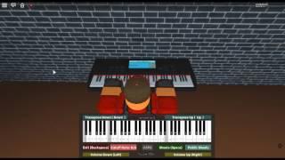 Ievan Polkka/Eva es Polka - Things of Beauty von: Loituma auf einem ROBLOX Klavier.