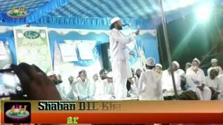 Dil khairabadi latest naatiya mushaira  chanda braye masjid hazrat ali khairabad mau part 1