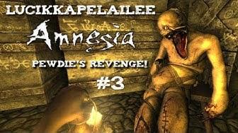 Amnesia: Pewdie's Revenge - 3 - Himmee disko ja päässä suhisee!