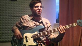 LEGOSTEIN & WOW - Studio Session 1 Bass