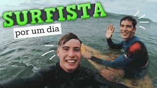 Aprendendo a surfar feat. VN Marcos