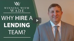 DFW Mortgage Lender: The Benefits of Working With a Lending Team