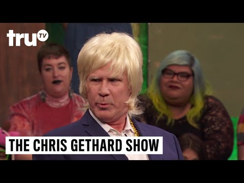 The Chris Gethard   A Jay Leno   truTV