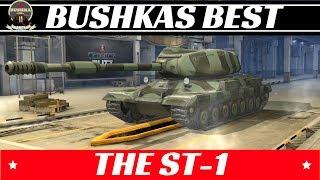ST 1 My Favourte Tier 9 Heavy World of Tanks Blitz