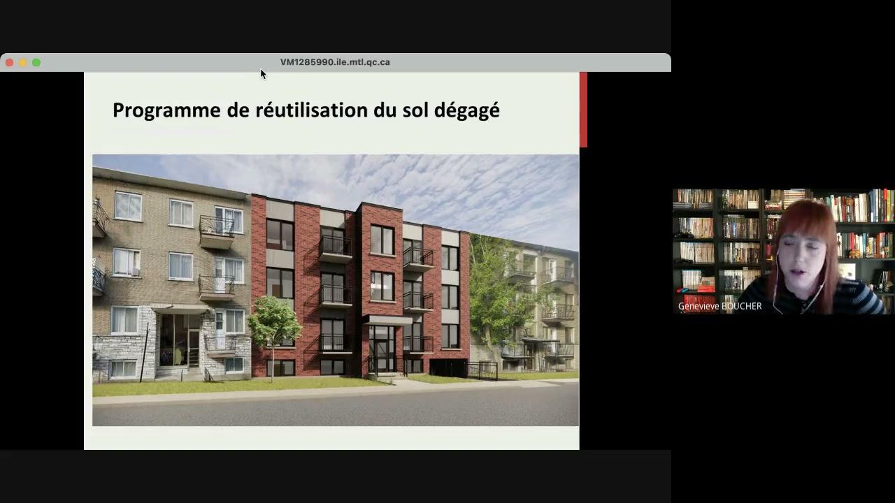 Download VSP - Comité de démolition : 8624, avenue Champagneur