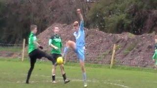 Football Match Highlights AFC Vesey v Real Riverside 16.11.2013