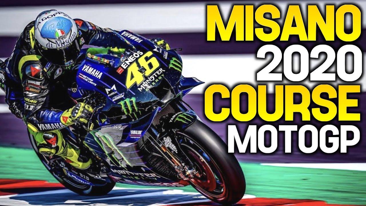Debrief - COURSE MotoGP Misano 2020 (Je suis triste...) - YouTube