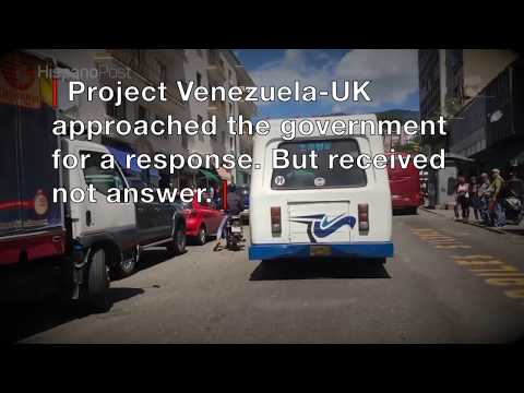 Crisis in public transport reflects Venezuela's deterioration